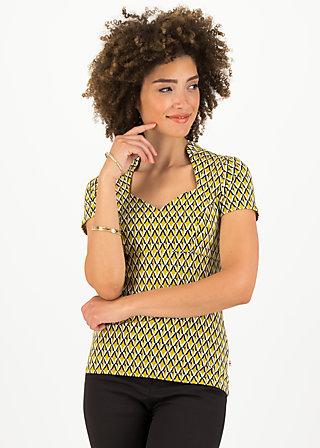 pow wow heart shirt, tiki gold, Shirts, Gelb
