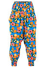 Knickerbocker pump it up, florida lady, Trousers, Blue