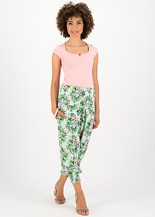 pump it up pants, beach babe, Trousers, White