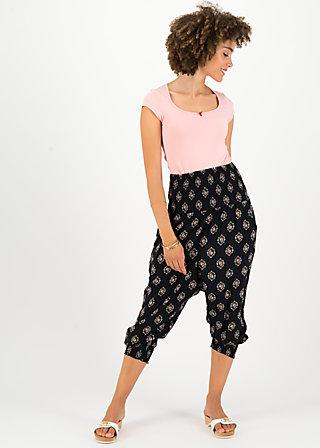 pump it up pants, miami masque, Trousers, Black