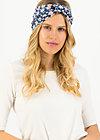 sunset knot hairwrap, fresh breeze, Accessoires, Blau