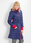 magic moonwalk coat, blue super stars, Mäntel, Blau