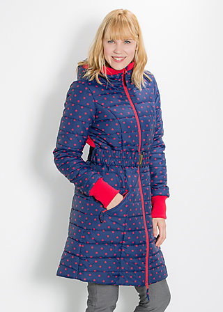 magic moonwalk coat, blue super stars, Jacken, Blau