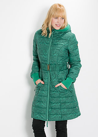 magic moonwalk coat, wild wind rose, Jacken, Grün