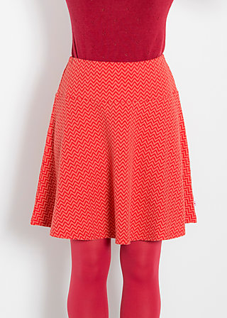 rocket skirt, active waves, Röcke, Orange