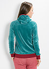 schmuse operator hoody, good weather, Pullover, Blau