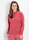 schneller propellersweat, far journey, Pullover, Rot