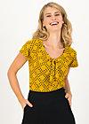 Jersey Shirt carmelita, zondag zon , Shirts, Gelb