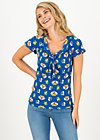 Jersey Shirt carmelita, appel en peren , Shirts, Blau