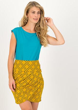 Mini Skirt dreamy swinging, zondag zon , Skirts, Yellow