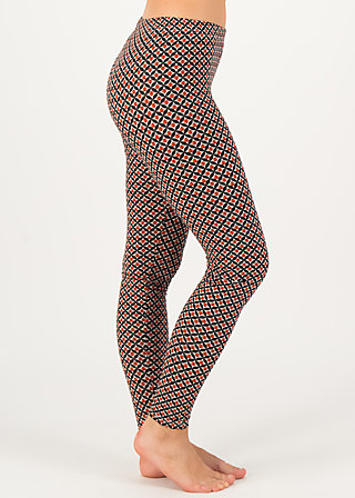 Leggings fantastisch elastiek, kleene keever, Leggings, Weiß
