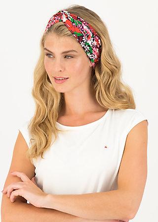 Haarband knot of knowledge, eau de bloem, Accessoires, Lila