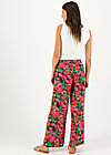 High Waisted Trousers lady flatterby, hot house, Trousers, Purple