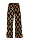 High Waisted Trousers lady flatterby, laatste lieve, Trousers, Black