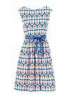 Summer Dress lekker meisje, antje van ameland, Dresses, Blue