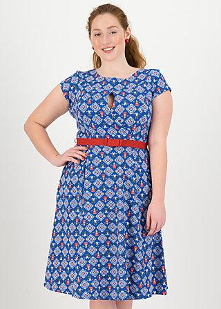 Sommerkleid shine on goddess, windmolen land, Kleider, Blau