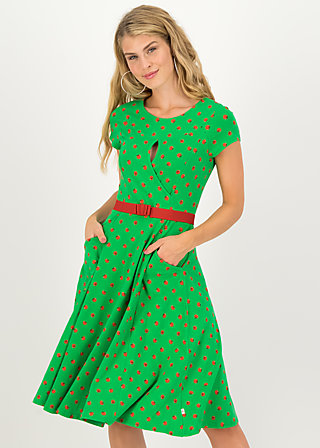 Summer Dress shine on goddess, ketchup party, Dresses, Green