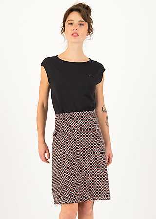Jersey Skirt softgummi, kleene keever, Skirts, White