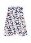Wrap Skirt wickel wackel, antje van ameland, Skirts, Blue