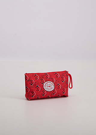 sweethearts washbag, lady and bug, Washbags, Rot