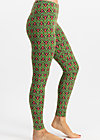 tanzlaune legs, red riding hood, Leggings, Green
