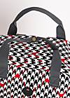 Rucksack colorful mind pack, classic chic, Accessoires, Weiß