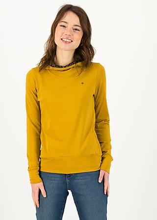 Hoodie hummel hummel, win gold, Pullover & Sweatshirts, Gelb
