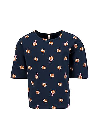 Kinder-Shirt ode to amelie, go ginny go, Shirts, Blau