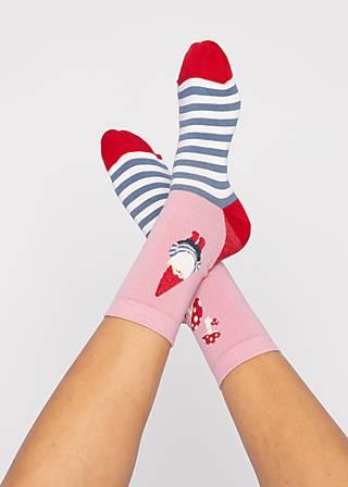 Socks sensational steps, ludi love, Accessoires, Pink