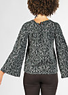 chorus of lovers blouse, brandy burlesque, Blusen, Schwarz