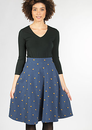 everybody dance skirt, dotty night dot, Skirts, Blau