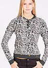 a pineapple a day sweat, zebra zoo, Pullover & Hoodies, Schwarz