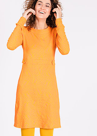 blazing pepper Dress, pine of apple, Jerseykleider, Gelb