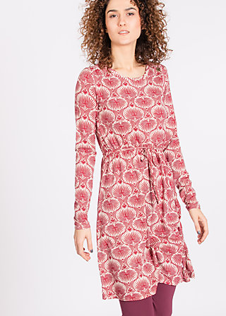 dance the night away robe, boah ahoa, Jerseykleider, Rot