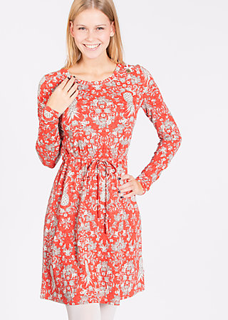 dance the night away robe, casino royal, Jerseykleider, Rot