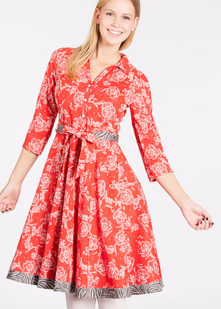 dear mr president dress, red romance, Webkleider, Rot