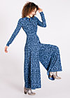 gospel rondette catsuit, betty burlesque, Jumpsuits, Blau