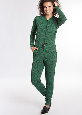 grace of graceland Jumpsuit, pine of forest, Jumpsuits, Grün