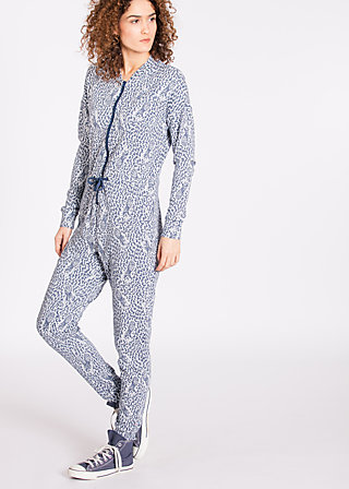 grace of graceland Jumpsuit, pine of iceland, Hosen, Blau