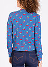 hit machine blouson, young cherry, Jacken, Blau