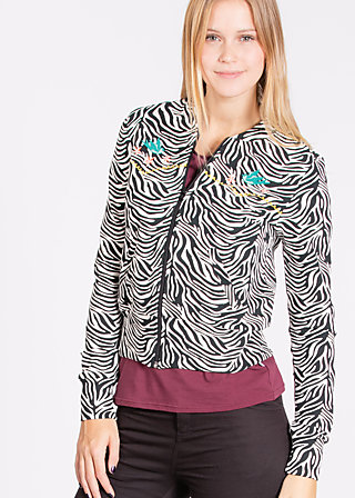 hit machine blouson, zebra zoo, Jacken, Schwarz