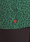 little sister longsweat, pine of forest, Sweatshirts, Grün