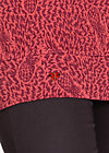little sister longsweat, pine of wine, Pullover, Rot