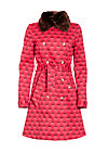 priscillas pride coat, red carpet, Jacken, Rot