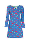 twiggy stardust dress, young cherry, Jerseykleider, Blau
