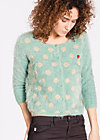 wild vodoo vest, pretty girlie, Strickjacken, Grün