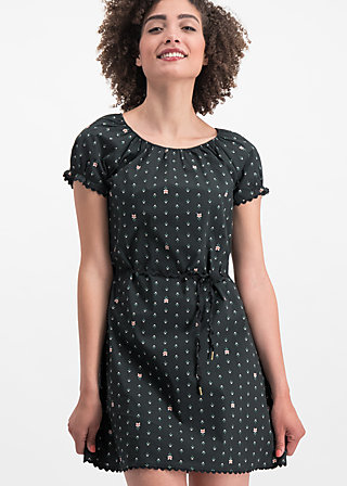cowshed romance dress, foxy fox, Dresses, Black