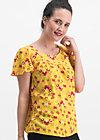 duftikuss blusette, piroschka meets me , Blouses & Tunics, Yellow