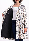 fuchs und hase trench , bird heart, Jackets & Coats, White