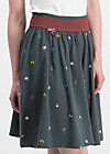 gipfelstürmerin glocke, black meadow, Skirts, Black